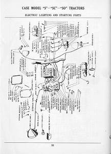 Wiring Diagram For 1951 Sc Case