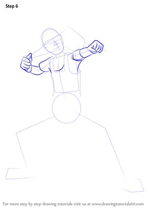 learn   draw usopp   piece  piece step