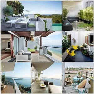 Balkon Gestalten Ideen : 60 inspirierende balkonideen so werden sie einen ~ Lizthompson.info Haus und Dekorationen