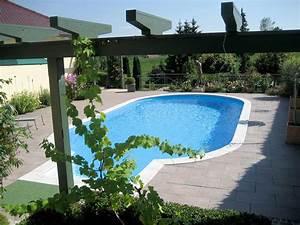 Pool Stahlwand Oval. pool oval joy studio design gallery best design ...