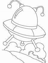 Ufo Coloring Pages Flying Colouring Objects Saucer Unidentified Print Omelet Template Sightings Printable Getcolorings Popular Meetings sketch template