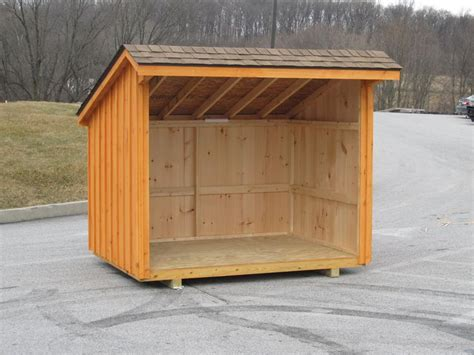 6x8 Storage Shed Home Depot by 6x8 Firewood Shed Trash Can And Firewood Sheds