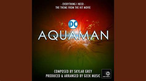 aquaman    main theme youtube