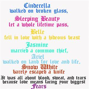 Disney Princess Quotes. QuotesGram