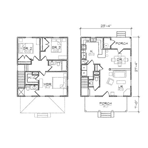 small 1 house plans exceptional square home plans 1 small square house floor