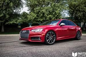 Audi S4 B9 : audi b9 s4 h r springs and spacer installation parts score ~ Jslefanu.com Haus und Dekorationen