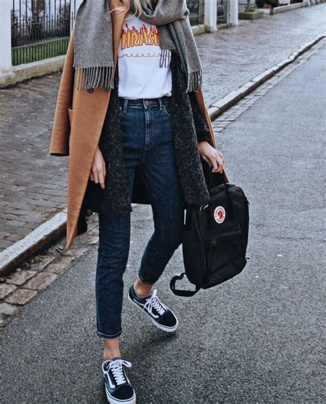 @euphoria_the Instagram ootd outfit of the day Vans ...