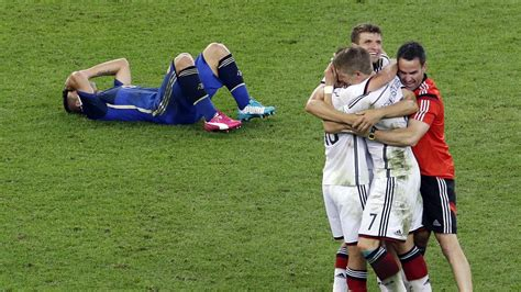 Germany Wins World Cup Over Argentina With Lategame Goal