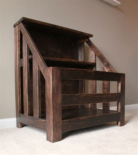 bookcase and toy storage diy bookcase toybox wood wood projects pinterest diy