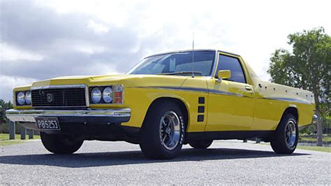 car paint 1975 hj sandman ute seven82motors