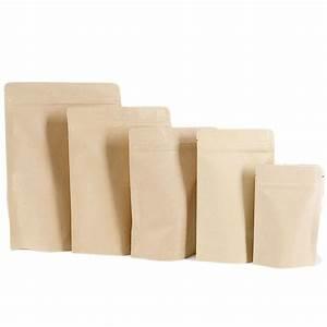 Brown Kraft Paper with Aluminium Foil Lamination