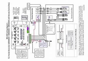 Wiring Diagram For Generator Transfer Switch