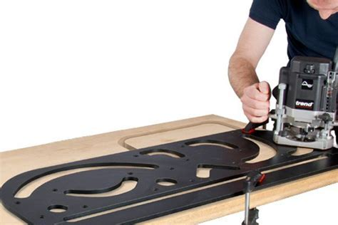 Trend router jigs