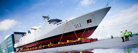 Damen Security & Patrol Vessels Offers Speed And Reliability