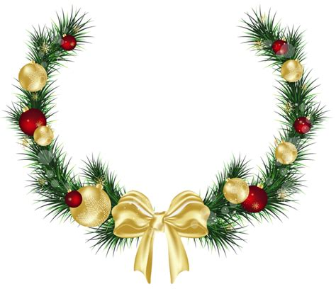 christmas decorations png five 406 investingbb