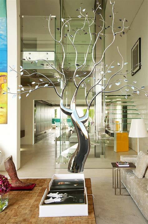 indoor sculpture commissioned  private residence