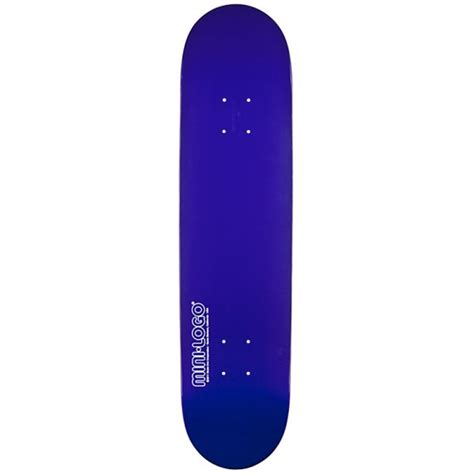 mini logo 124 k12 skateboard deck evo outlet