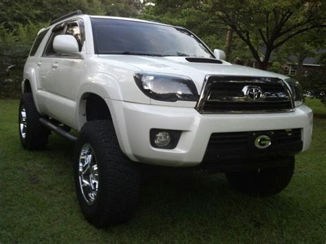 08 4runner Lifted