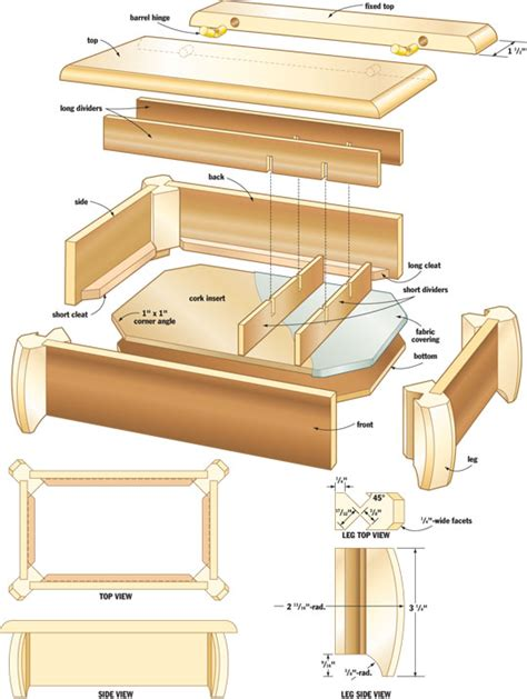 simple wood project designs plans diy