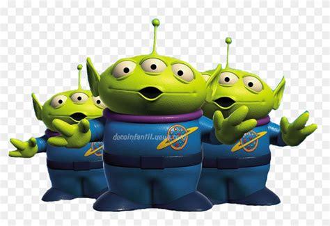 Buzz Lightyear Aliens Toy Story Pixar Extraterrestrial