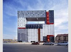 ArchShowcase Mirador Building in Madrid, Spain by MVRDV
