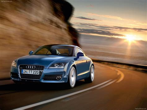 Audi Tts Coupe Backgrounds by Audi Tt Coupe 2007 Pictures Information Specs