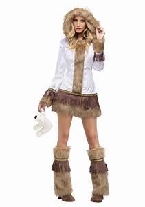 Cute Inuit Costume for Women