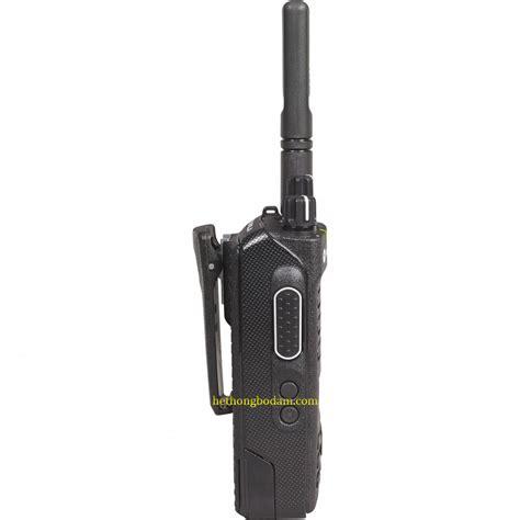 Máy Bộ Đàm Motorola Xir P6620i Nhập Khẩu Malaysia  Có Cocq