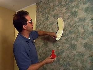 Wallpaper Removal Techniques