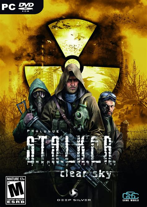 stalker clear sky game giant bomb