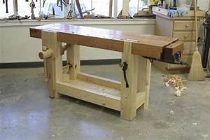 Roubo Workbench Plans Free PDF Woodworking