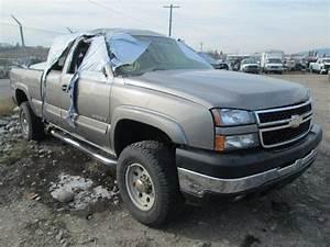 2007 Chevrolet Truck Silverado 2500 Pickup Transmission