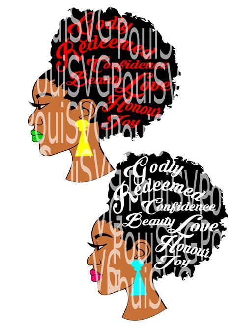 Looking for afro psd free or illustration? Afro svg,Afro lady svg,Silhouette Cameo cutting file ...