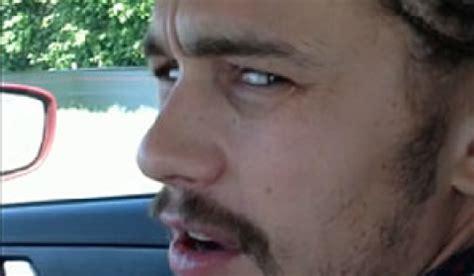 James Franco Rocks Cornrows While Singing Selena Gomez ...