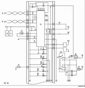 Instrument Cluster System Wiring Diagram  Mz