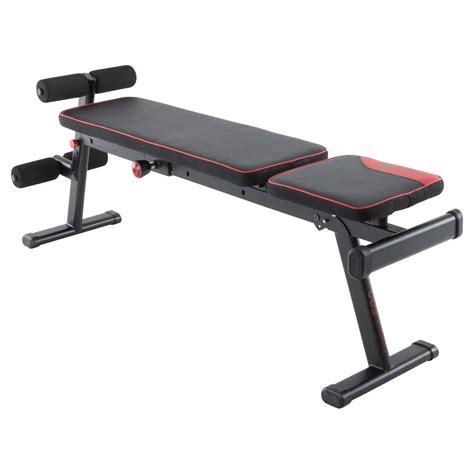 Domyos Banc De Musculation by Banc De Musculation 500 Pliable Et Inclinable Domyos