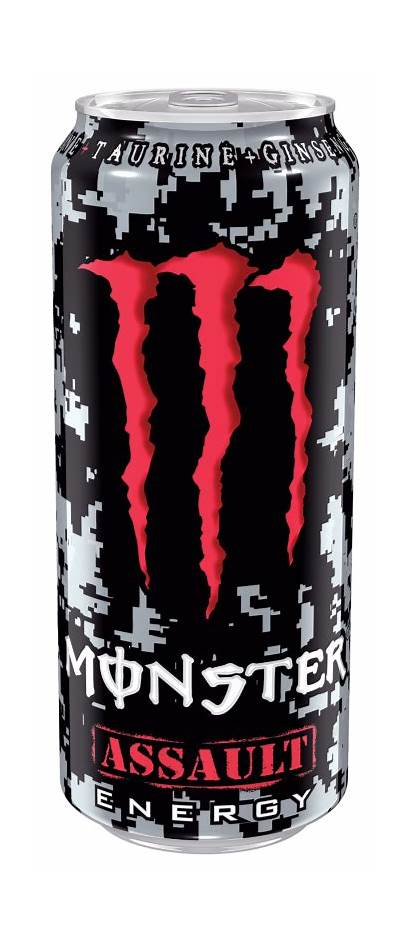 Monster Energy Assault Drink Pas Monsterenergy Mod