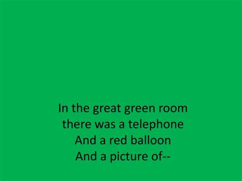 Ppt-goodnight Moon Powerpoint Presentation-id