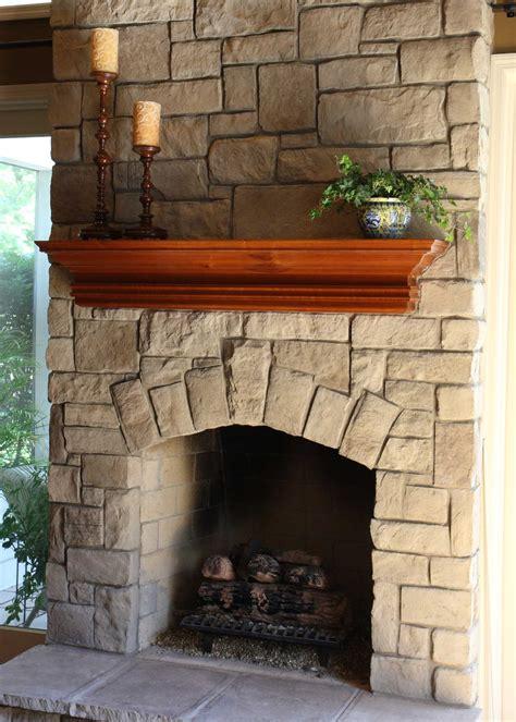veneer for fireplace cobble veneer