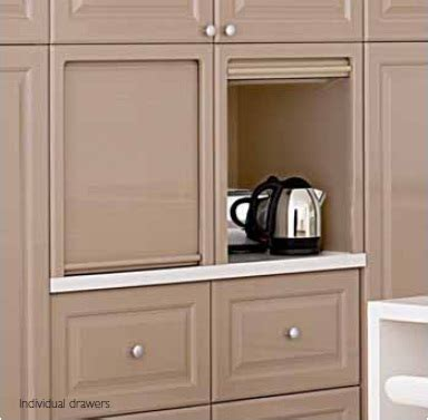 roller shutter cabinets for kitchen diy flat pack kitchens kitchen renovations and custom