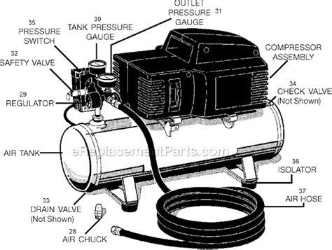 Devilbiss Hfac Parts List Diagram Type