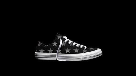 converse light all light up the with new chuck ii reflective print