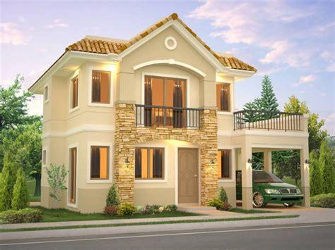 model house  philippines model design house beautiful modern model houses treesranchcom
