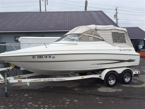 Glastron Boats For Sale In New York by 2003 Glastron 21ft Glastron Gs209 Powerboat For Sale In