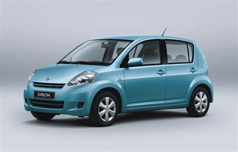 Daihatsu Sirion Picture daihatsu sirion pictures photos information of