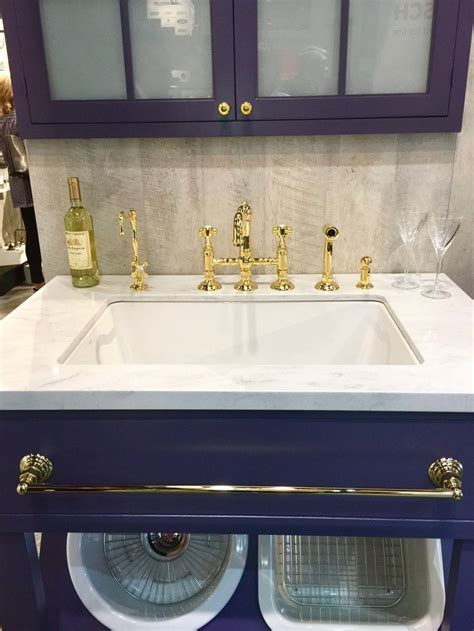 Kitchen And Bath Trends AT KBIS 2017   Color And Finishes