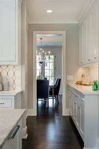 white kitchen with walls painted gray owl city homes With kitchen colors with white cabinets with wall bedroom stickers