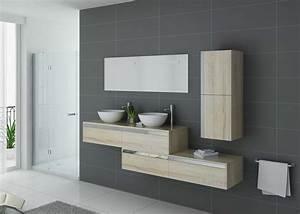 Meuble De Salle De Bain Double Vasque : meuble scandinave pour salle de bain meuble de salle de ~ Melissatoandfro.com Idées de Décoration