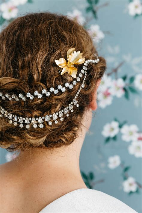 diy wedding hair accessories diy hair accessories with vintage jewelry honestly