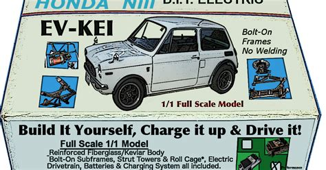 Build Your Own Electric Car by Diy Electric Car Kit Build Your Own Electric Car Indiegogo